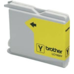 Brother LC-1000Y Inktcartridge geel 4977766643962