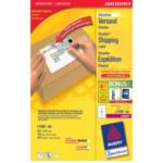 Avery L7165-100 L7165-100 Wit 800 stuksuk(s) etiket 3266550260081