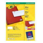 Avery L7651-100 L7651-100 Wit printeretiket 3266550263259