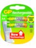 GP Batteries NiMH rechargeable batteries AA Nikkel Metaal Hydride 1300mAh 1.2V oplaadbare batterij/accu