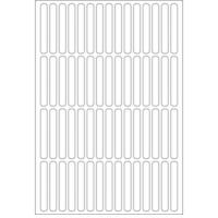 Herma Universele etiketten 5x35mm wit voor handmatige opschriften 1920 St. (2300)