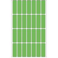 Herma Universele etiketten 13x40mm groen voor handmatige opschriften 896 St. (2365)