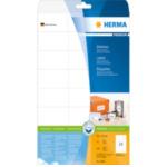 Herma 4390 Etiketten wit 70x37 Premium A4 600 st. 4008705043908