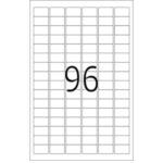 Herma 8832 8832 Wit zelfklevendevend printerlabel printeretiket 4008705088329