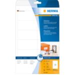 Herma 4823 4823 Wit Zelfklevend printerlabel printeretiket 4008705048231