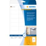 Herma 4864 4864 Wit zelfklevendevend printerlabel printeretiket 4008705048644