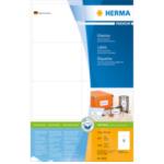 Herma 4626 Etiketten wit 105x74 Premium A4 1600 st 4008705046268