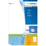 Herma 4631 Etiketten wit 210x297 Premium A4 200 st 4008705046312