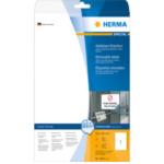 Herma 10021 10021 Wit Zelfklevend printerlabel printeretiket 4008705100212