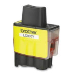 Brother LC-900Y LC900Y Geel inktcartridge 4977766627917