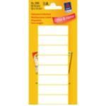 Zweckform 3086 Avery Universele Etiketten, wit, 50,0 x 14,0 mm, permanent klevend 4004182030868