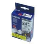 Brother TZ-S251 TZ-S251 Zwart op wit TZ labelprinter-tape 4977766692670