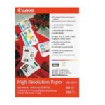 Canon 1033A002AB HR101N PAPER A4 papier voor inkjetprinter 4960999867090