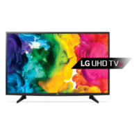 "LG 43UH610V 43"" 4K Ultra HD Smart TV Wi-Fi Black LED TV (43UH610V)"
