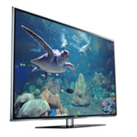"Samsung UE40D6500 40"" Full HD 3D Zwart LED TV (UE40D6500VSXXH**MKC)"
