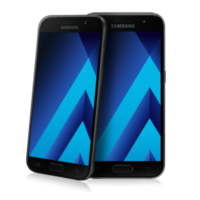 Samsung Galaxy A5 2017 Black (SAMA520B)