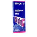 Epson C13T476011 inktpatroon Magenta T476011 220 ml 10343830370