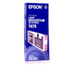 Epson C13T478011 inktpatroon Light Magenta T478011 220 ml 10343830394