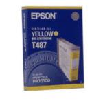 Epson C13T487011 inktpatroon Yellow T487011 10343831247