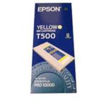 Epson C13T500011 inktpatroon Yellow T500011 10343834521