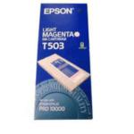 Epson C13T503011 inktpatroon Light Magenta T503011 10343834583