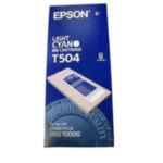 Epson C13T504011 inktpatroon Light Cyan T504011 10343834606