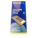 Epson C13T512011 inktpatroon Yellow T512011 1034383464