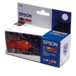 Epson C13T027401 Fish Ink Cart 5c 220sh f Stylus Photo 810 830 Origineel 5705965762622