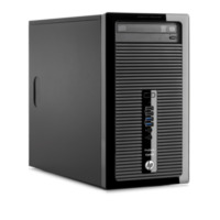 HP ProDesk 400 G3 - MT - 1 x Core i3 6100 - 3.7 GHz - RAM 4 GB - HDD 500 GB - DVD SuperMulti - HD Graphics 530 - GigE (P5K01EA#ABH)