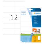 Herma 4363 Etiketten wit 105x48 Premium A4 300 st 4008705043632