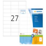 Herma 4450 4450 Wit zelfklevendevend printerlabel printeretiket 4008705044509