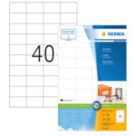 Herma 4461 4461 Wit zelfklevendevend printerlabel printeretiket 4008705044615