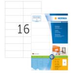 Herma 4462 4462 Wit Zelfklevend printerlabel printeretiket 4008705044622