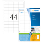 Herma 4608 4608 Wit Zelfklevend printerlabel printeretiket 4008705046084
