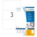 Herma 4664 4664 Wit zelfklevendevend printerlabel printeretiket 4008705046640