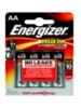 Energizer AA Max Alkaline 1.5V niet-oplaadbare batterij