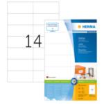 Herma 4674 Etiketten wit 105x42.3 Premium A4 1400 st 4008705046749