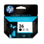 HP 51626AE 26 inktcartridge 1 stuk(s) Origineel Normaal rendement Zwart 7612735095003