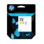 HP C9400A 72 gele DesignJet inktcartridge, 69 ml 808736779708