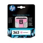 HP C8775EE#BA1 363 inktcartridge 1 stuk(s) Origineel Normaal rendement Lichtmagenta 829160798608