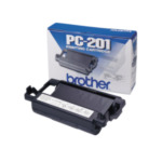 Brother PC-201 Printcassette met donorrol 4977766054058