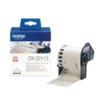 Brother DK-22113 Transparante doorlopende filmtape 62 mm 4977766628235