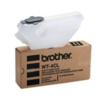 Brother WT-4CL Waste Toner Pack 12000pagina's Zwart, Cyaan, Magenta, Geel 4977766619004