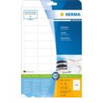 Herma 5051 Etiketten wit 48.3x25.4 Premium A4 1100 st 4008705050517