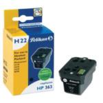 Pelikan 354815 H22 Zwart inktcartridge 4018474354815