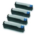 Oki 43459324 High Capacity Black Toner Cartridge for C3520/C3530 MFPs Origineel Zwart 5031713037958