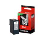 Lexmark 18C2080E Nr. 14A standaard zwarte inktcartridge 734646964616