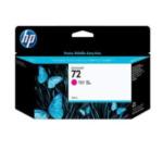 HP C9372A 72 magenta inktcartridge, 130 ml 808736779807