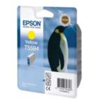 Epson C13T559440 Penguin T5594 inktcartridge 1 stuk(s) Origineel Geel 8715946356808