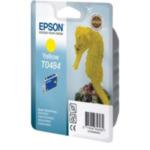 Epson C13T048440 Seahorse Inktcartridge T048440 geel Origineel 5704327120247